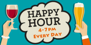 Happy Hour at Seven22